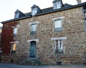 Maison de Hyacinthe Porteu de la Morandière