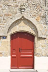 Porte de la cour dorée