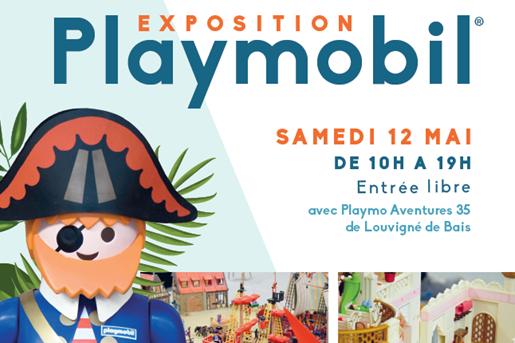 exposition vente playmobil 2018